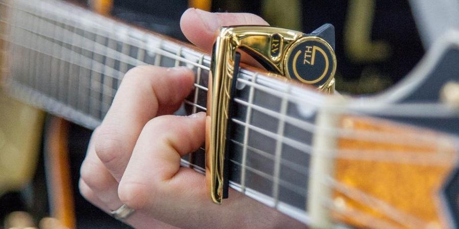 Qualit/é Professionnelle or sharprepublic Capodastre pour Guitare Acoustique Et /Électrique